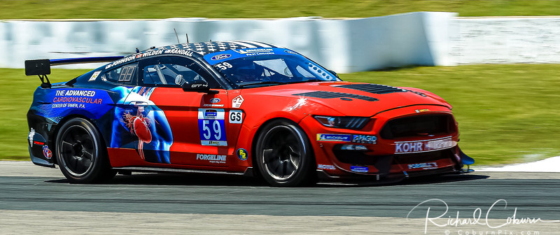 2019 Michelin Pilot Challenge at CTMP