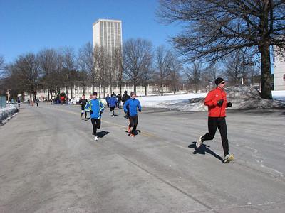 HMRRC Winter Marathon & Relay