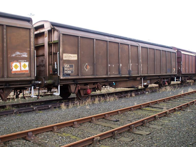 VGA 210404 Immingham WRD 19/01/08