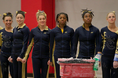 2012 Kent State University Womens' Gymnastics