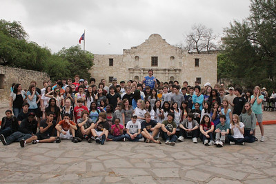 San Antonio Trip - 1-3 Apr 2011