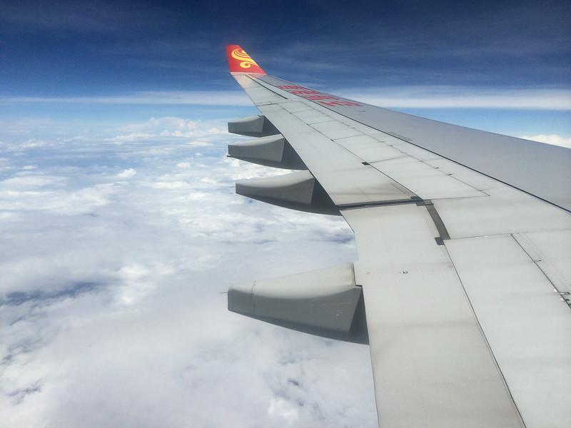 Bye bye Hong-Kong, see you very soon.