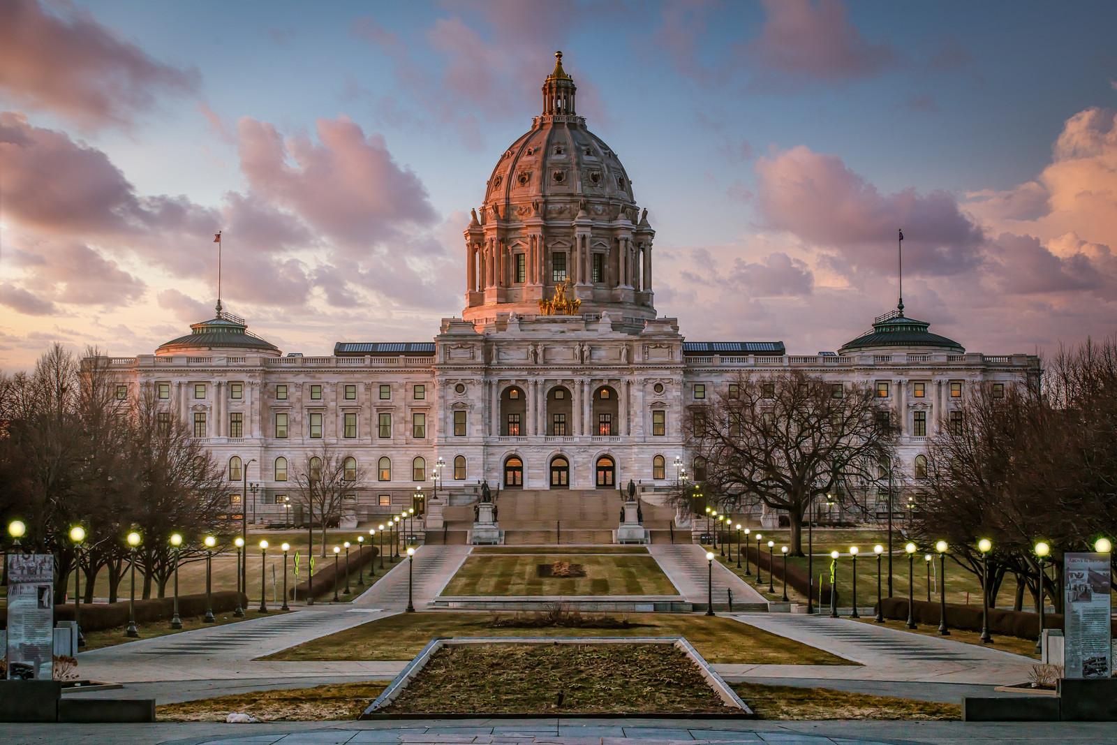 Saint Paul Capitol Building