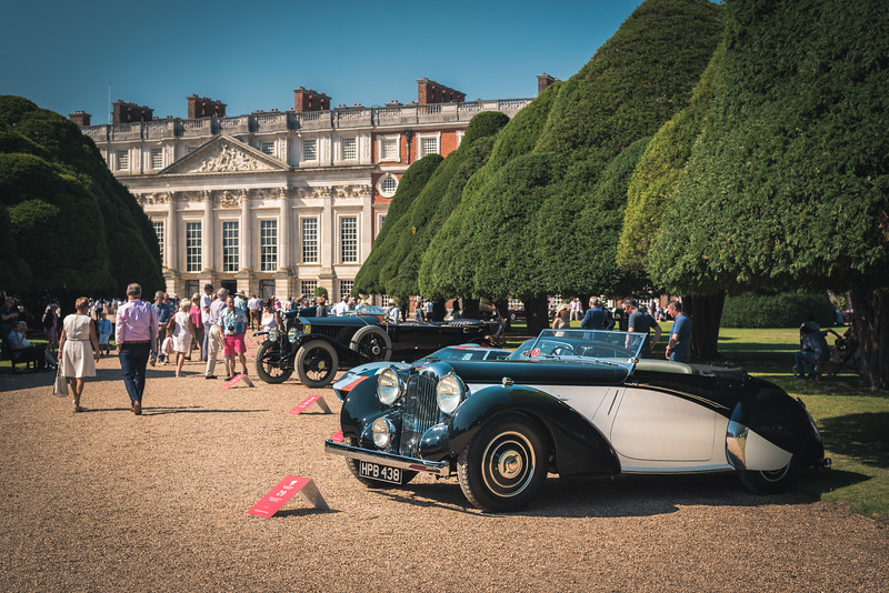 Concours of Elegance 2018