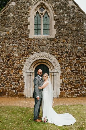 Mr and Mrs Beeston