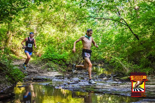 Mile 2 - 50K | 20 Mile