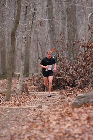 Seneca Creek Trail Marathon and 50K 2011 - Trombatore