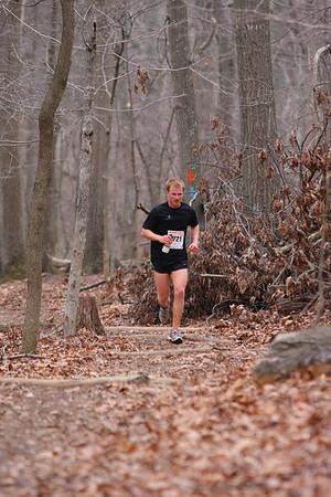 Seneca Creek Trail Marathon and 50K 2011