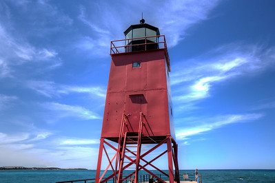 Michigan Lighthouse Guide - Charlevoix