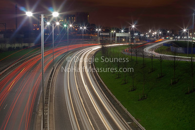 'Expressway' 28 January 2012 Partick, Glasgow, Scotland