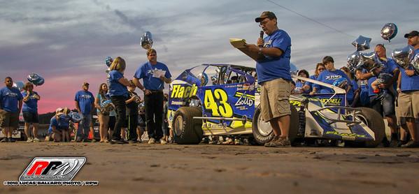 Lebanon Valley Speedway - 6/9/18 - Lucas Ballard