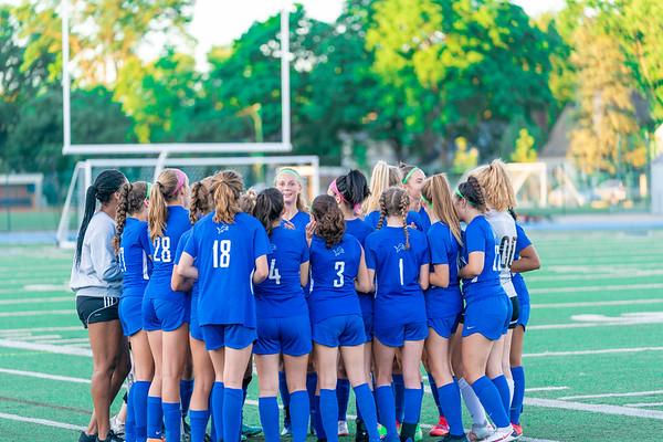 Varsity Girls Soccer vs UA