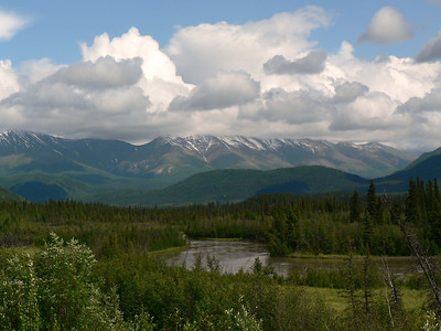 Two Thumpers and a Twin:  North Carolina to Alaska 2008_07_11