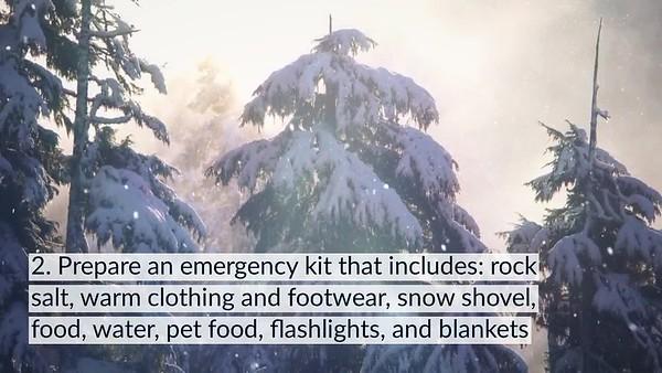 Hazardous Weather