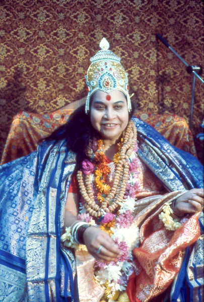 Navaratri Puja (Seven Saris Puja), 17 October 1982, Hampstead London