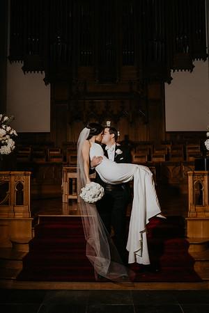 Brooke & Trey Wedding Day