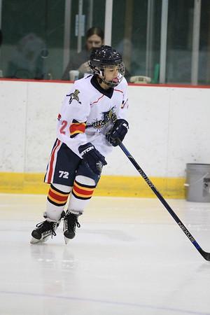 Game 1 - Kapuskasing Ice Hawks Vs Prince William Panthers