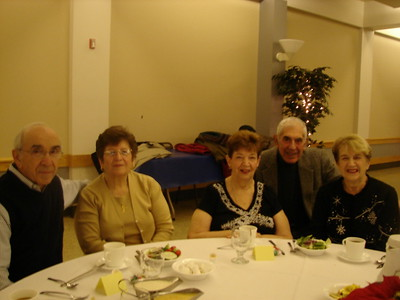 Seniors Ministry Christmas Party - December 7, 2006