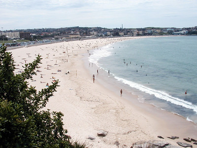 Sydney - Bondi Beach Coastal Path