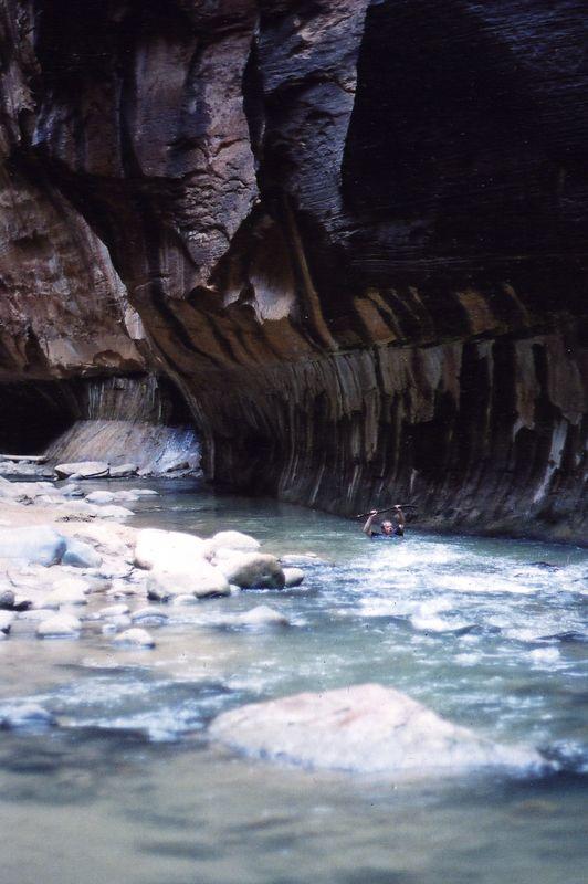 Zion, Utah September 2003