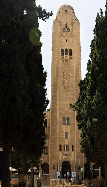 Jerusalem's YMCA