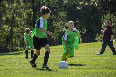 2014 Sep - Soccer I