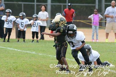 08-30-2014 Montgomery Village Sports Association vs White Oak Tiny Mites, Photos by Jeffrey Vogt Photography