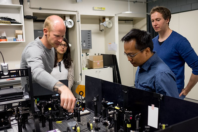 NCCR superresolution microscopy course