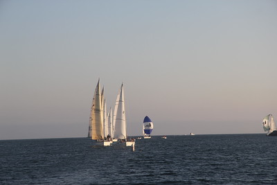 New Catalina 37 Spinnakers From Marcedes Lewis Foundation