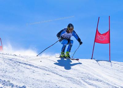 3-9-14 Masters DH at Ski Cooper - Race #1