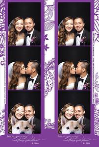 Briana and Phong Wedding