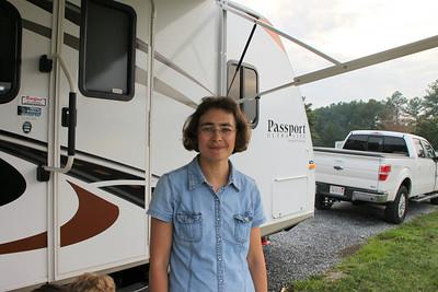 Wytheville KOA campground, VA
