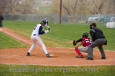 Baseball SVB vs Uintah 2010