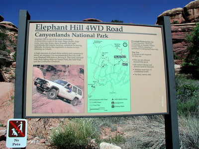 0525 Elephant Hill Trail