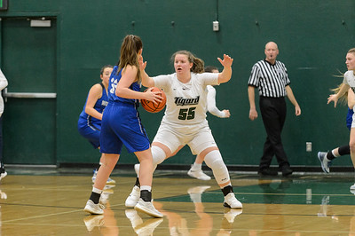 Tigard High School Girls Varsity Basketball vs McNary