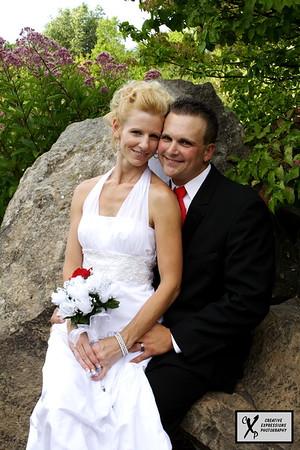 Daryl & Becky Thomas Wedding