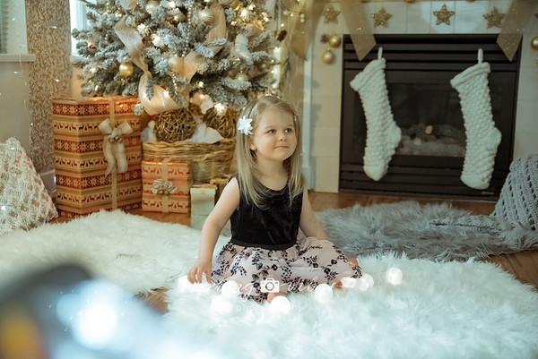 2019 Christmas Family Photoshoot