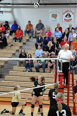 Volleyball vs Monrovia (10/5/17)