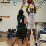 HFC Women's Basketball Action