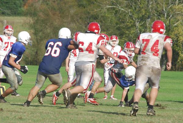 Jr. Prep Football vs. Liberty Christian Academy