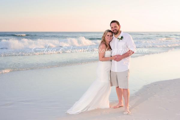 Mr. and Mrs. Ashton  |  Destin, Florida