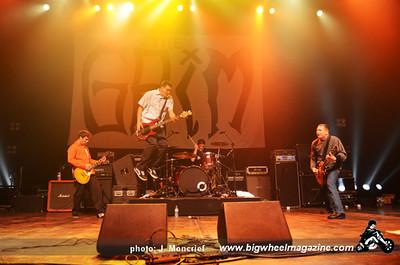 GV30 - The Grim - 30 Years of Goldenvoice at The Santa Monica Civic Auditorium - Santa Monica, CA - December 17, 2011