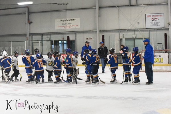 WJHA Mite B - Falmouth Tournament 2/22/19