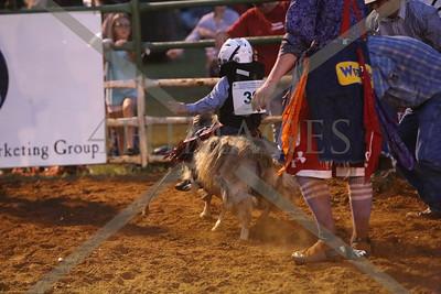 Selma Bull Riding June 2013