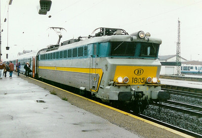 SNCB Class 18 (old)
