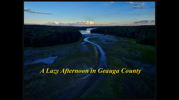 A Lazy Afternoon in Geauga County