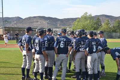 JV vs. Palm Desert - Baseball