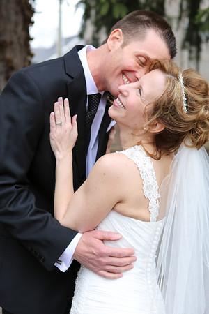 Rona + Jeffrey = Married!