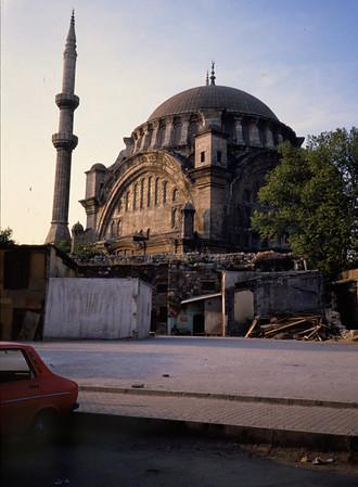 Istanbul, Turkey - June 1986