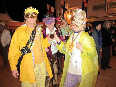 Our First Mardi Gras Ball - 2011 - Norse Hall